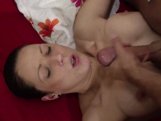Step-Daughter realize fucked wide of Step-Dad because she is Nurse