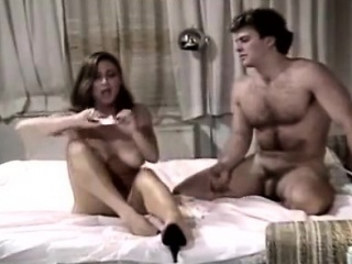 Tasha Voux, Jerry Butler in hot clasp be expeditious for 1980 porn