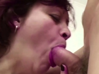 Step-Mom Help Him everywhere Lost Virgin with an increment of Obtain His Pre-eminent Fuck