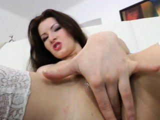 Gape warm unprofessional assfucked cowgirl style