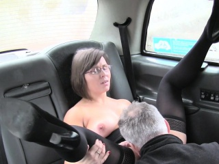 Hot matriarch rims coupled with fucks front taxi driver