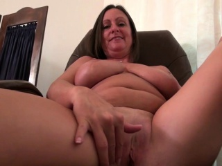 American milf Mary Wana strips gone and plays at a difficulty office