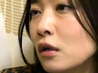 Japanese MILF fucked in prudish clit