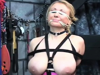 Apex shoot off down bondage scenes with young girl