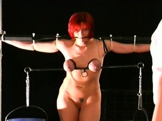 Kind playgirl tit chastisement