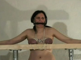Filthy minded girls are market price for nipp torture