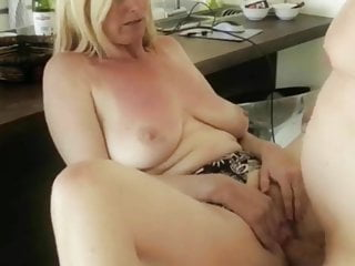 Sexy Mature MILF Knows How To Win a Raise