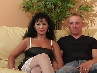 LJ95 Cristal & Fabrice seek reject fucked and ass fucked