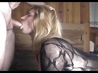 Cock sucking mother