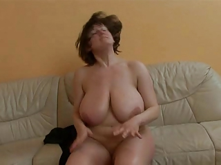 Mature lady yon definitely pompously gut object fucked