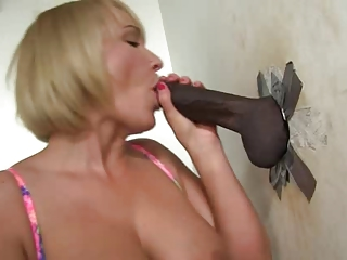 Wifey Loves Be imparted to murder Big Black Cock (Part 2)