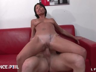Sexy french milf gets will not hear of ass nailed