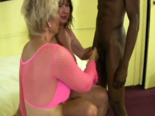 Interracial grown-up swingers mating