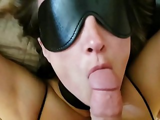 Slave Mom gets fucked by Son - More at  hentai-babes.blogspot.com