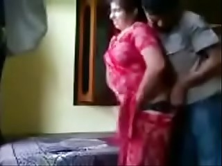 indian mom son
